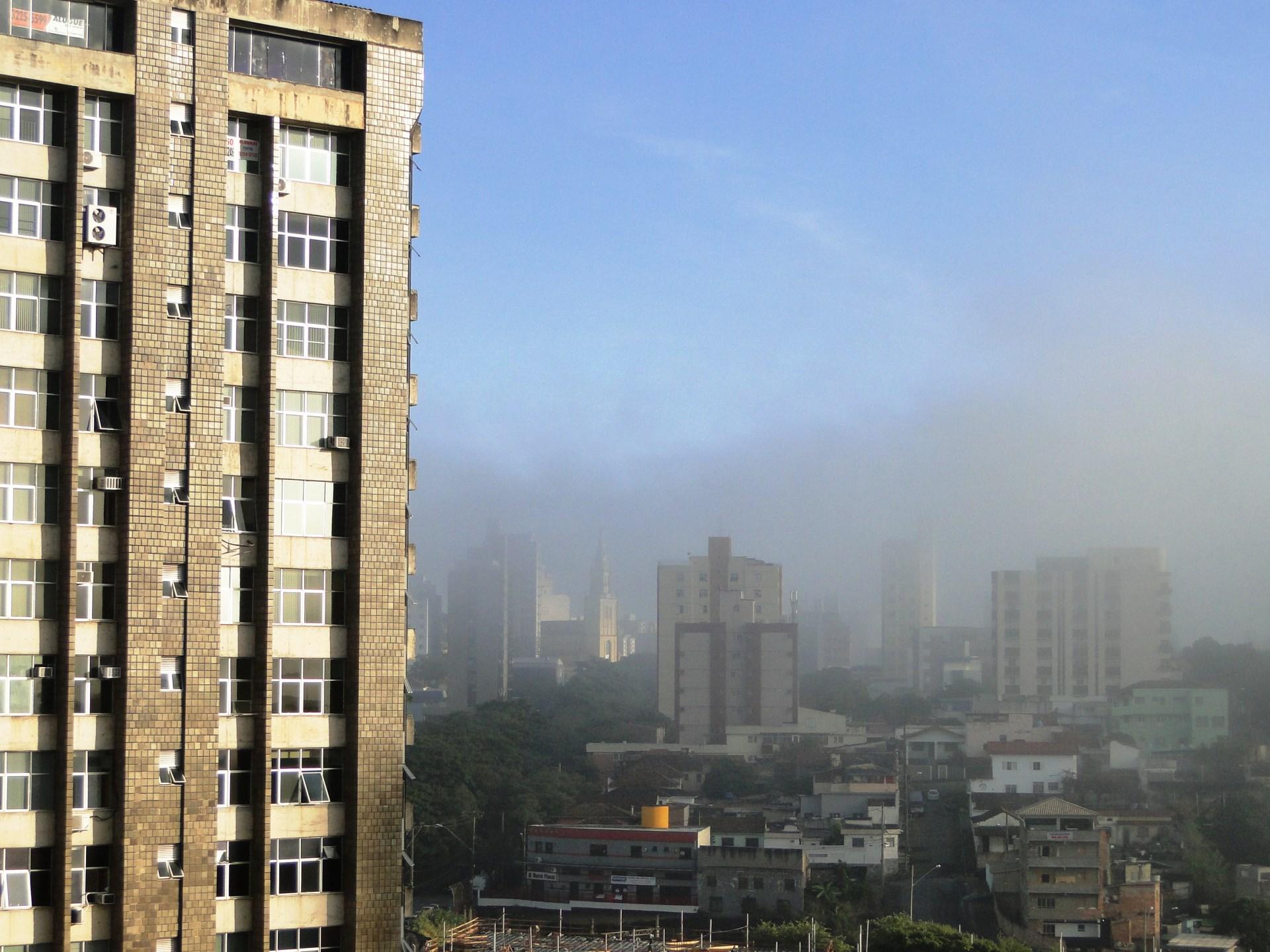 #2F5E9C Poluição em Belo Horizonte! Algumas imagens! #nitroblog  514 Janelas Em Aluminio Belo Horizonte