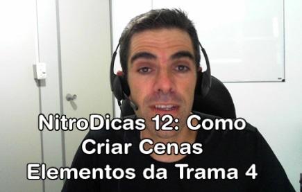 NitroDicas 12 - Como Criar Cenas - Elementos da Trama 4