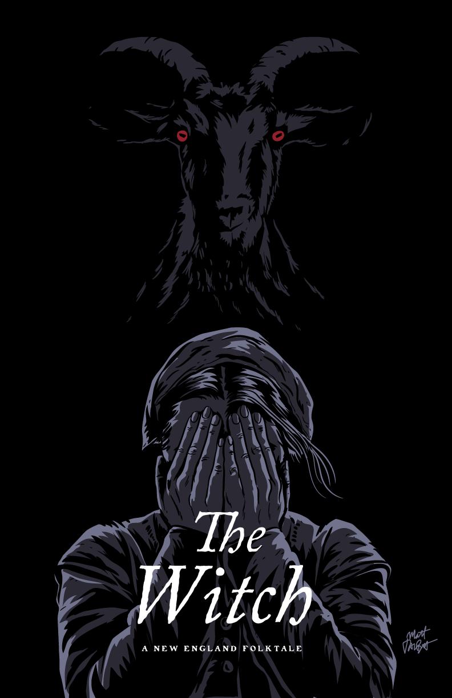 Resultado de imagem para a bruxa 2016 poster